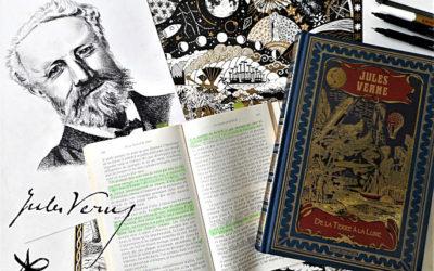 citations et illustration des romans de Jules Verne (3/3)