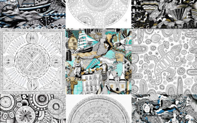 Du Mandala au Zentangle Inspired Art