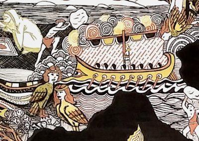 illustration odyssée