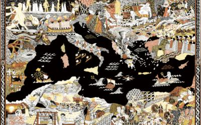 Cartographie de l'Odyssée (2/3)