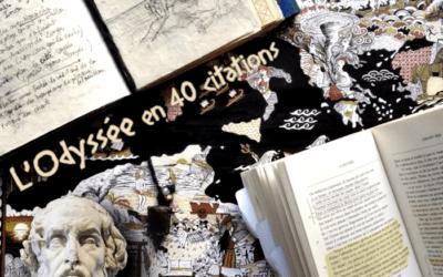 40 Citations de l'Odyssée illustrée (3/3)