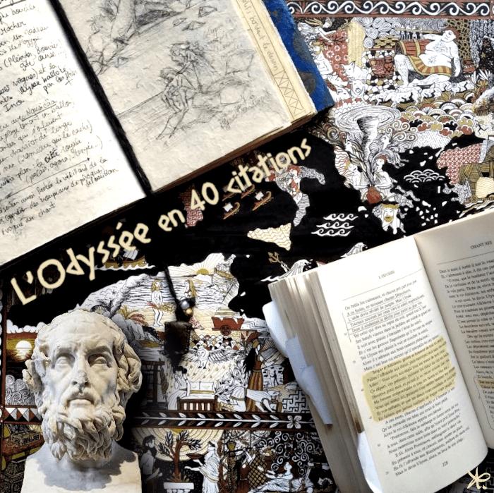 citations Odyssée
